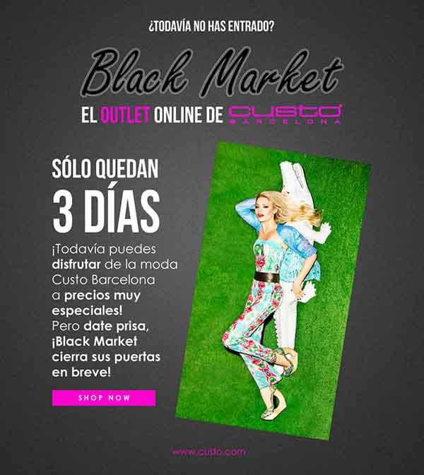 Black Market Custo
