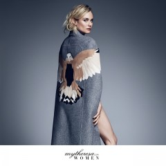 Diane Kruger MyTHERESA. MiX Perfecto