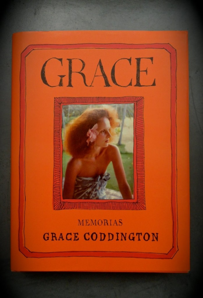 Foto Libro Memorias de Grace Coddington