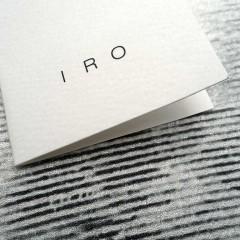IRO Paris, Arquitectura BLACK & WHITE