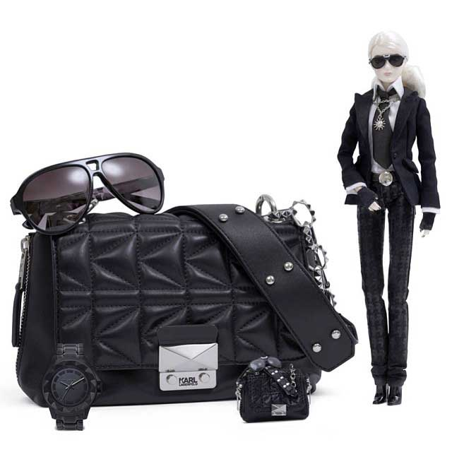 Lagerfeld-complements-barbie