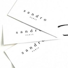 SANDRO PARIS. tRés Chic!