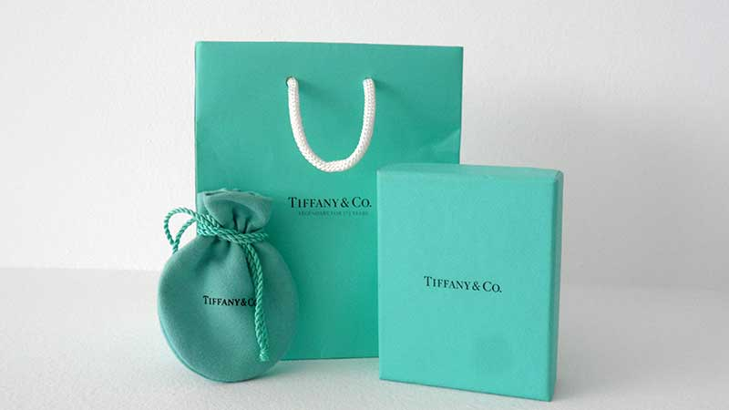 Tiffany and Co Packaging
