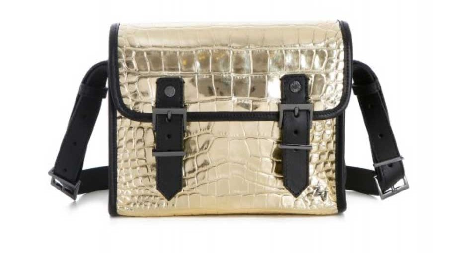 Zadig and Voltaire Bag Morrison Dino Deluxe