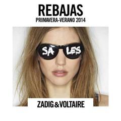 ZADIG & VOLTAIRE – Estrena el verano de Rebajas!!!