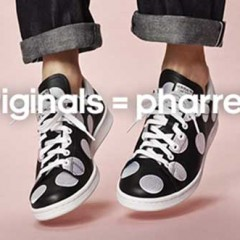 Pharrell Williams HAPPY con ADIDAS OriginalS
