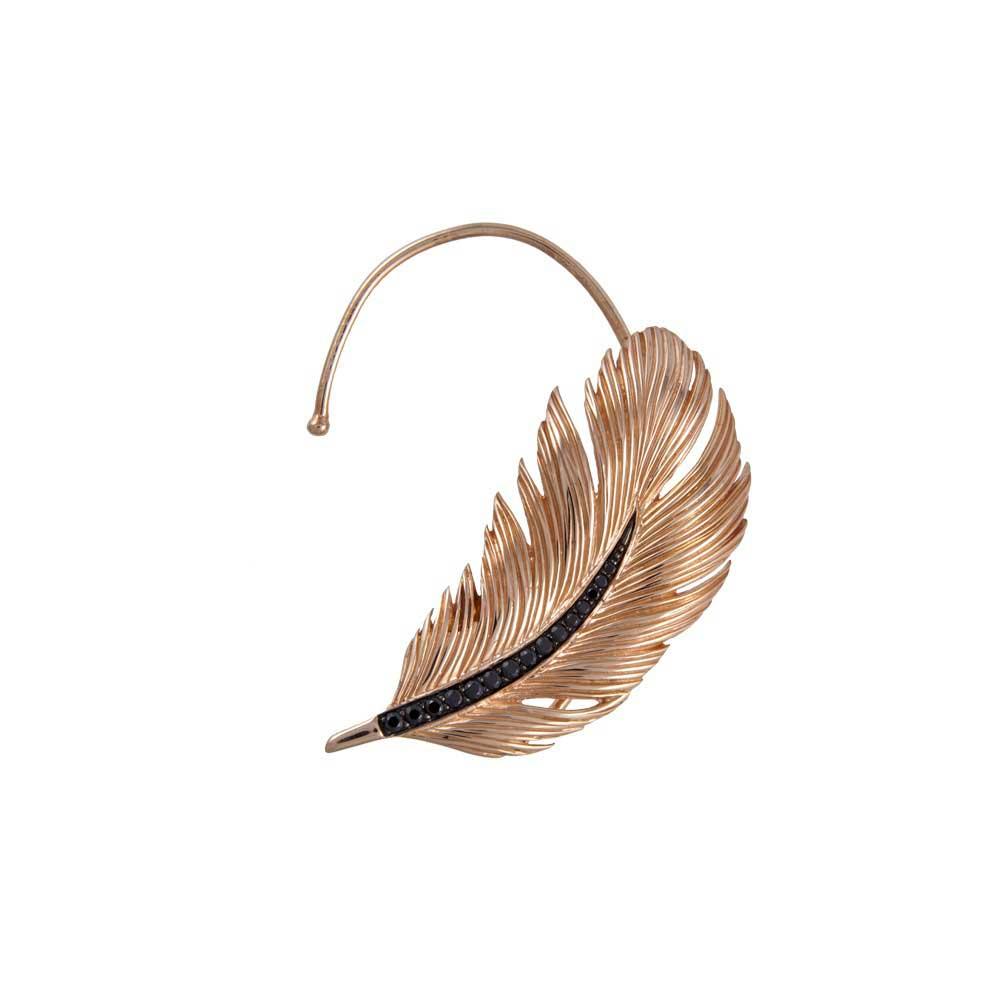 Aristocrazy Ear Cuff Pluma