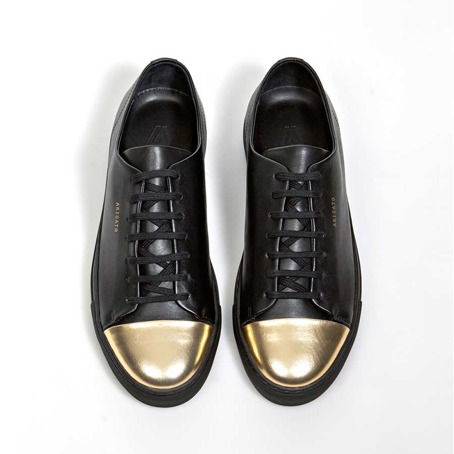 blask-sneaker-arigato-gold