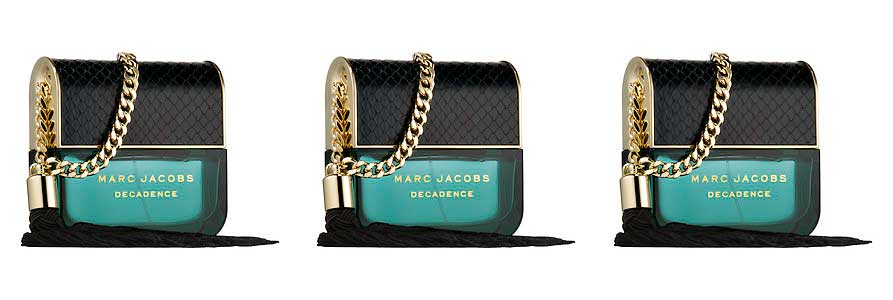 MARC JACOBS DECADENCE NEW FRAGANCE