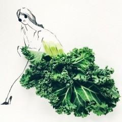 GRETCHEN ROEHRS FASHION FOOD