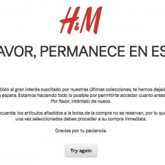 H&M SE Cae por su colaboración con BALMAIN