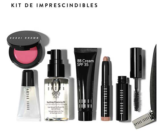 BOBBI BROWN KIT DE IMPRESCINDIBLES
