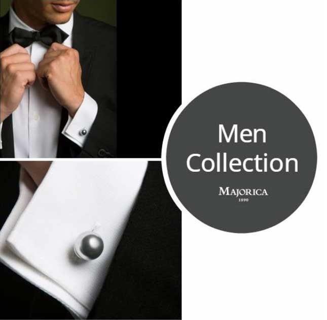 majorica men collection