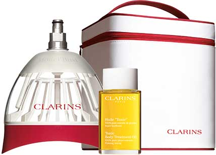 model-bust-clarins
