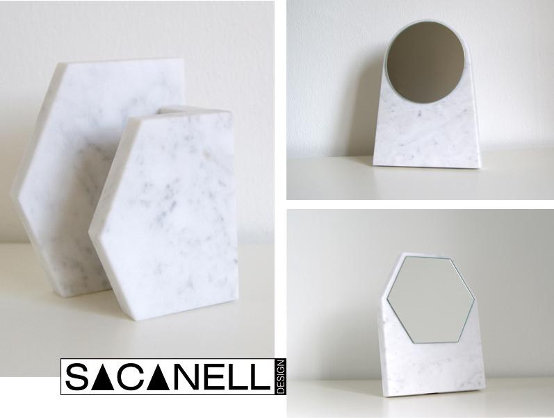Líneas sencillas y materiales nobles, una perfecta combinación.