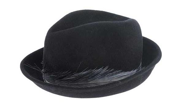Sombreros para el verano: Eugenia Kim, sombrero negro