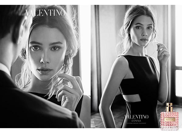 VALENTINO DONNA PERFUME LA Version Femenina de VALENTINO UOMO